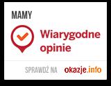 Wiarygodne opinie na Okazje.info